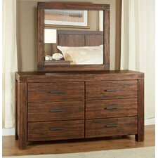 Meadow 6 Drawer Dresser