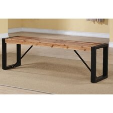 Weston Solid Wood Bench