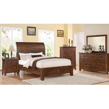 Cally Panel Bedroom Collection