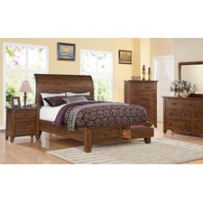 Cally Storage Panel Bedroom Collection