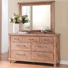 Yosemite 7 Drawer Dresser
