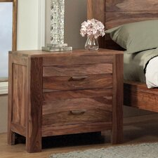 Atria 2 Drawer Nightstand