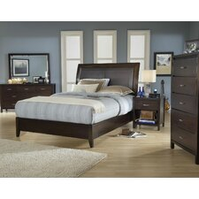 <strong>Modus Furniture</strong> Urban Loft Platform Bedroom Collection