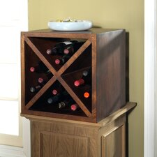 Palindrome Wine Storage Cube