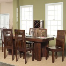 <strong>Modus Furniture</strong> Palindrome 5 Piece Dining Set