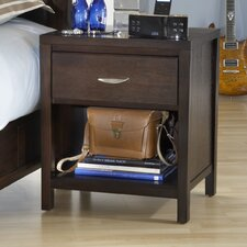 <strong>Modus Furniture</strong> Urban Loft 1 Drawer Nightstand