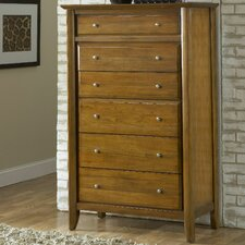 Modus City II 6 Drawer Chest