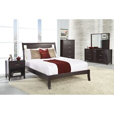 <strong>Modus Furniture</strong> Nevis Panel Bedroom Collection
