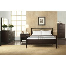 <strong>Modus Furniture</strong> Nevis Platform Bedroom Collection