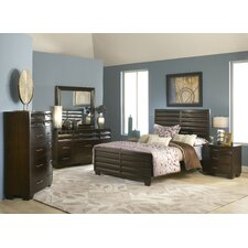 <strong>Modus Furniture</strong> Contour Panel Bedroom Collection