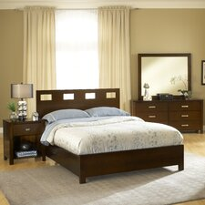 <strong>Modus Furniture</strong> Riva Panel Bedroom Collection