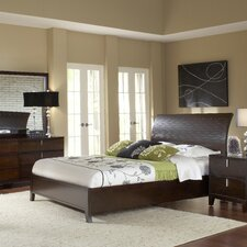 <strong>Modus Furniture</strong> Legend Wood Panel Bedroom Collection