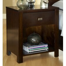 Riva 1 Drawer Nightstand