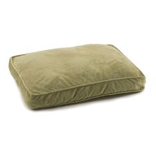 Plush Orthopedic Dog Pillow