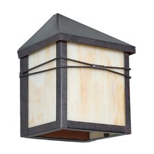 Mission 1 Light Wall Sconce