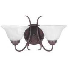 Madrid 2 Light Wall Sconce
