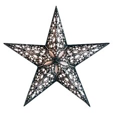 Starlightz 1 Light Flush Mount Rani Starlight