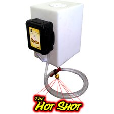 <strong>Advanced Seasonal Innovations</strong> The Hot Shot Rock Salt Pre Wetting System