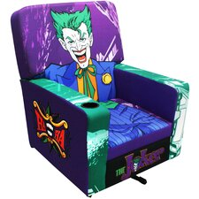 Joker Animated Classic Villain Kids Rocking Chair