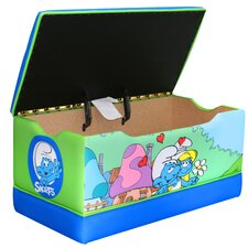 <strong>Newco Kids</strong> Sony Smurfs Love Deluxe Toy Box