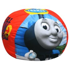 <strong>Newco Kids</strong> Entertainment Thomas and Full Steam Ahead Bean Bag Chair