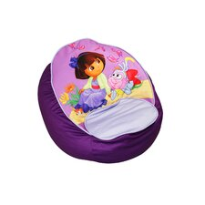 <strong>Newco Kids</strong> Dora the Explorer Picnic Bean Bag Chair