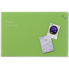 Magnetic Glass Memo Board 40 cm x 60 cm