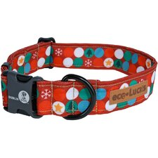 Eco Lucks Winter Wonders Bltizen Dog Collar