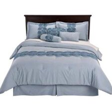 <strong>Textrade</strong> Andi 7 Piece Comforter Set