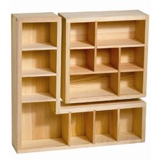 "Deco 12.3"" Bookcase"