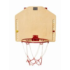 <strong>Red Tool Box</strong> Basketball Hoop
