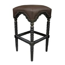 "30"" Abacus Bar Stool with Cushion"