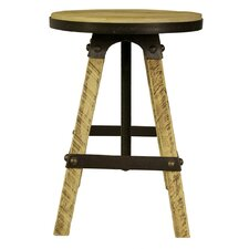 Binder Adjustable Height Bar Stool