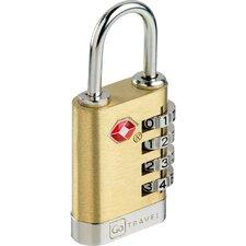 Quatro Travel Sentry Dial Lock