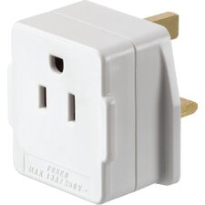 USA Visitor Adaptor Plug