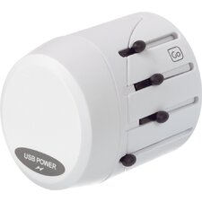 Worldwide Adaptor Plug / USB