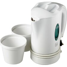 Car 0.44-qt. Electric Tea Kettle Set