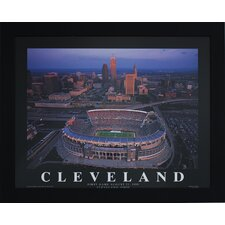 Cleveland Football Photographic Print