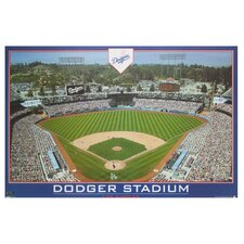 Dodger Stadium Photographic Print
