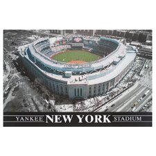 New York Yankee Stadium Photographic Print
