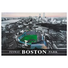 Boston Fenway Park Photographic Print