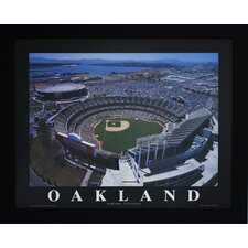 Oakland Baseball Photographic Print