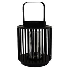Wood Lantern (Set of 2)
