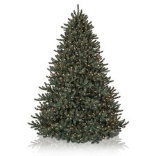Classics 7.5' Blue Spruce Artificial Christmas Tree