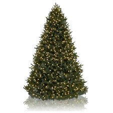 Smoky Mountain Christmas Signature 7.5' Fraser Fir Artificial Christmas Tree
