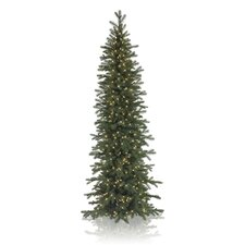 Aspen Christmas Signature 7.5' Cathedral Fir Artificial Christmas Tree