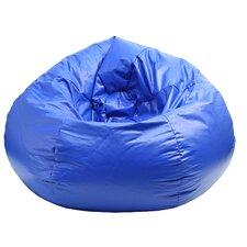 Wet Look Bean Bag Lounger