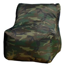 Camouflage Sectional Bean Bag Lounger