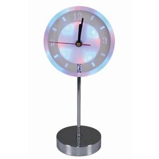 Deco LED Table Clock