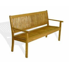 Riviera 3 Seater Bench